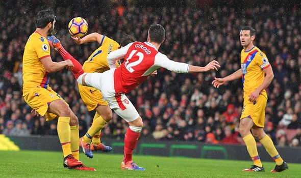 Olivier Giroud: Why my scorpion kick against Crystal Palace was lucky   via Arsenal FC - Latest news gossip and videos http://ift.tt/2isoMHV  Arsenal FC - Latest news gossip and videos IFTTT