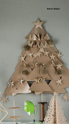 17 Πρωτότυπα Χριστουγεννιάτικα Δέντρα! - Shareyourlikes