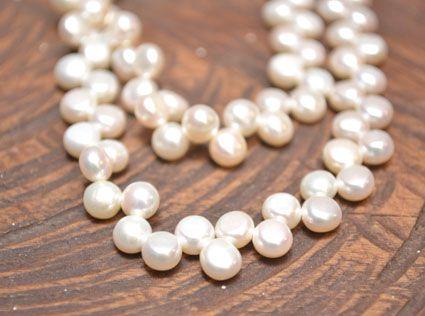 """""""Perlas locas"""" cultivadas por comunidades en Barú."""