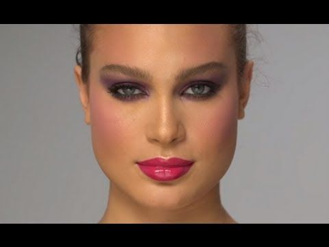 ▶ The Glamour Muse - 10 iconic looks - Charlotte Tilbury - YouTube