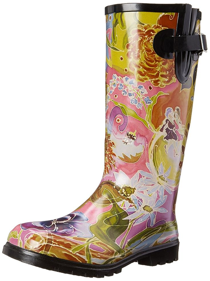 Nomad Women's Puddles III Rain Shoe *** Unbelievable outdoor item right here! : Rain boots