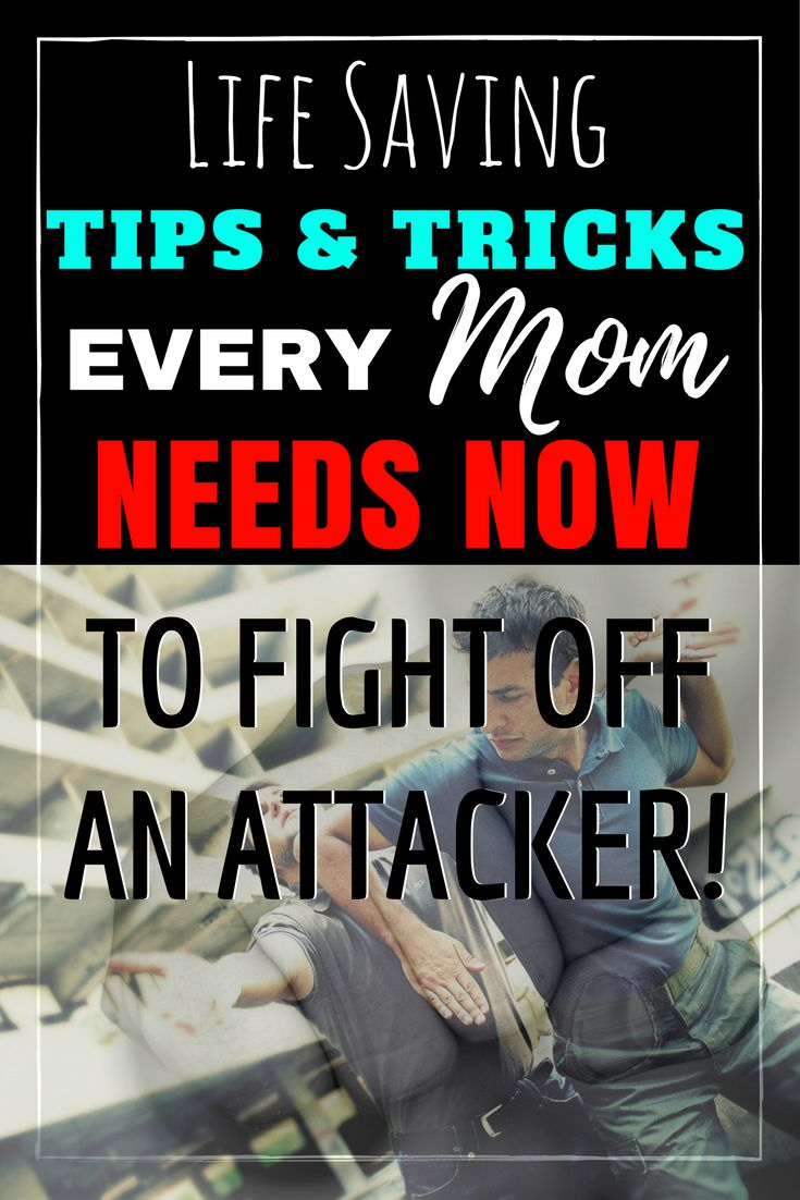 Learn these self defense tips and moves NOW to save your life! These hacks and gadgets / weapons for women are life saving. This post even has great self defense for kids and even for girls. Learn to be safe and smart with these techniques!