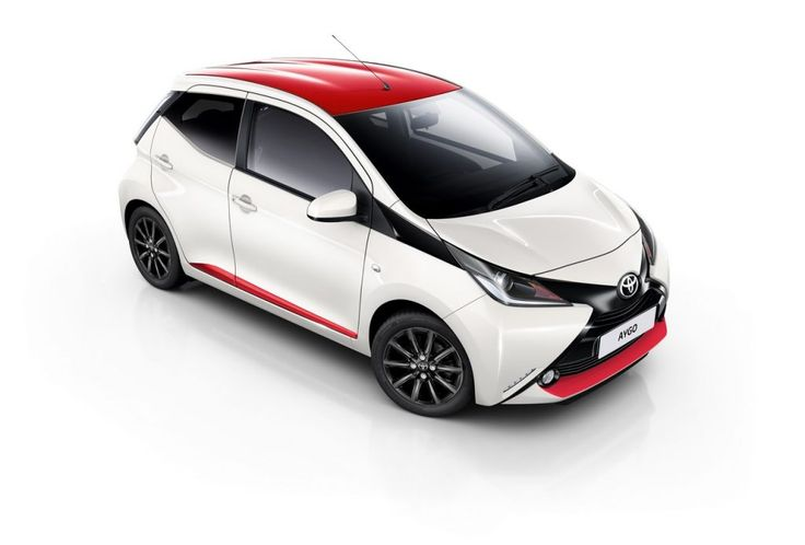 Recap - #Toyota #Aygo x-press and x-style announced for the UK