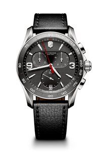 Pánske Hodinky Chrono Classic 241657  Swiss-made quartzový strojček ETA G10.211, Presnosť merania chronografu až 1/10 sekundy, tachymeter, priemer: ø 41 mm