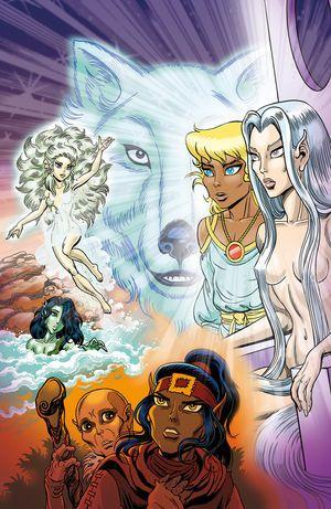 ElfQuest: The Final Quest #8 :: Profile :: Dark Horse Comics