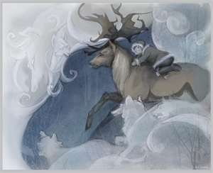 In the Never-NeverChristmas Fairies, Winter Fairies, Fairies Tales