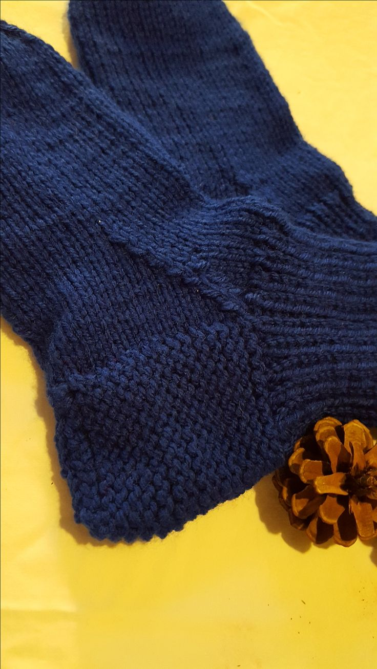 INDIGO Norwegian knitting technique, hand knitted socks $12/pair CDN + taxes and shipping. Machine washable & dryer friendly. 100% acrylic Turkish/American yarn. Handmade in Vancouver, Canada, available in various colours. #socks #handknitted #handmade #gifts #handysocks