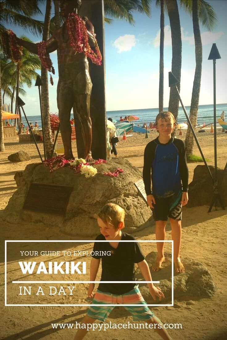 Only have 24 hrs to explore Waikiki? Here's our picks for a day of family fun in Hawaii's capital of fun