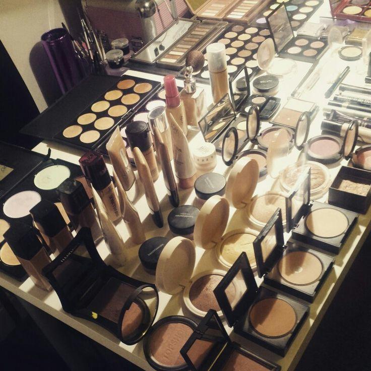 My pasion my makeup