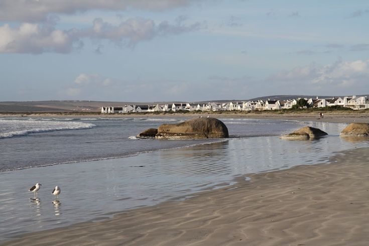 Paternoster Beach on the Western Cape