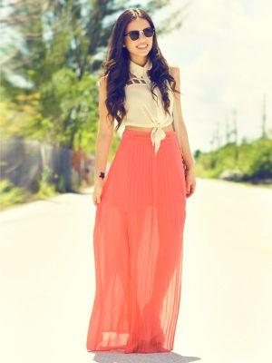 26 best Maxi skirts images on Pinterest | Long skirts, Dress skirt ...