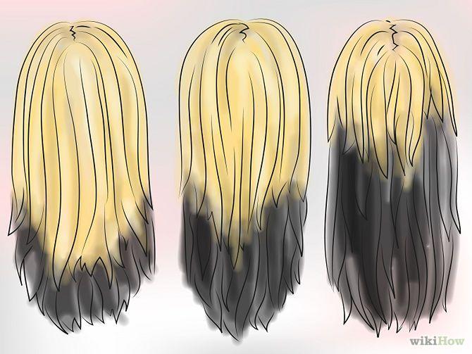 ... Blonde Hair Highlighted Black, Dyed Hair Underneath Blondes, Blonde