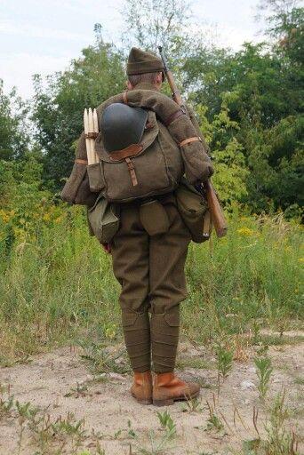 Romanian Soldier profile