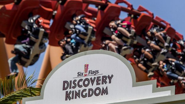 Guide to Six Flags Discovery Kingdom in Vallejo, California
