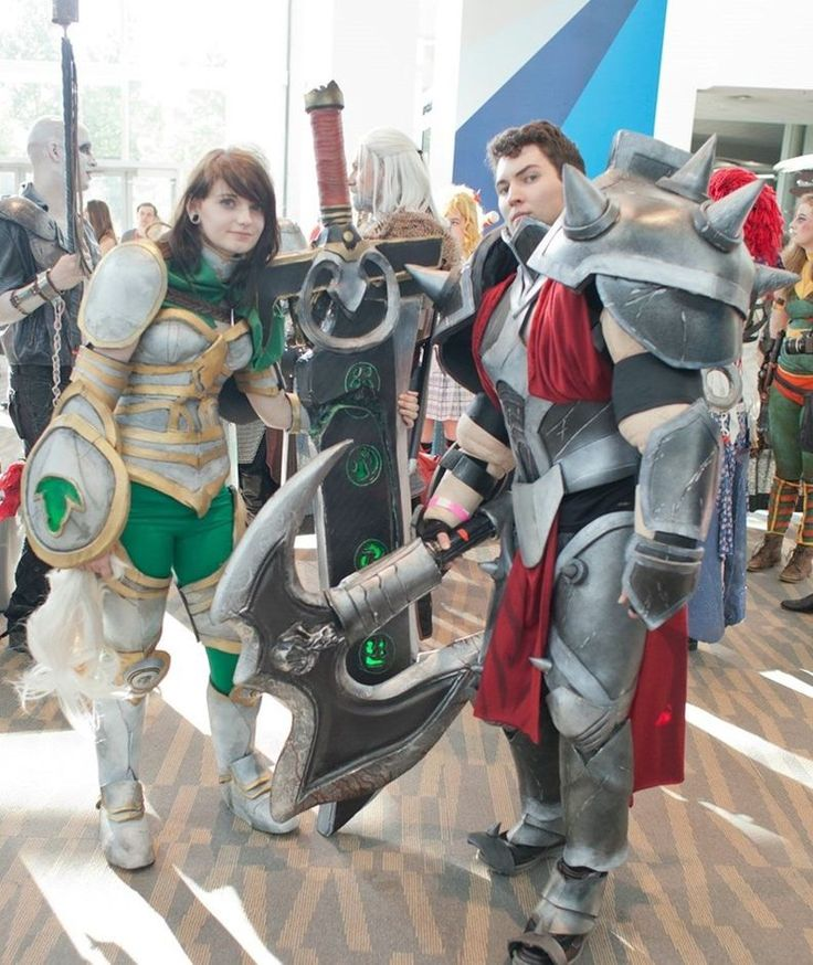 Cosplayers That Completely Nailed It – 60 Funny Pictures