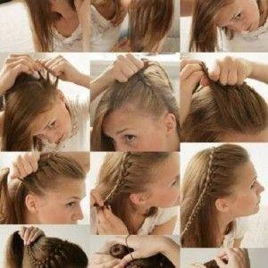 16 tutos coiffures rapides à faire que vous devez absolument connaitre