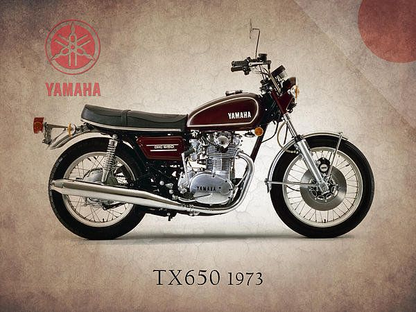 17 best images about bikes on pinterest honda track and for 1973 yamaha tx650