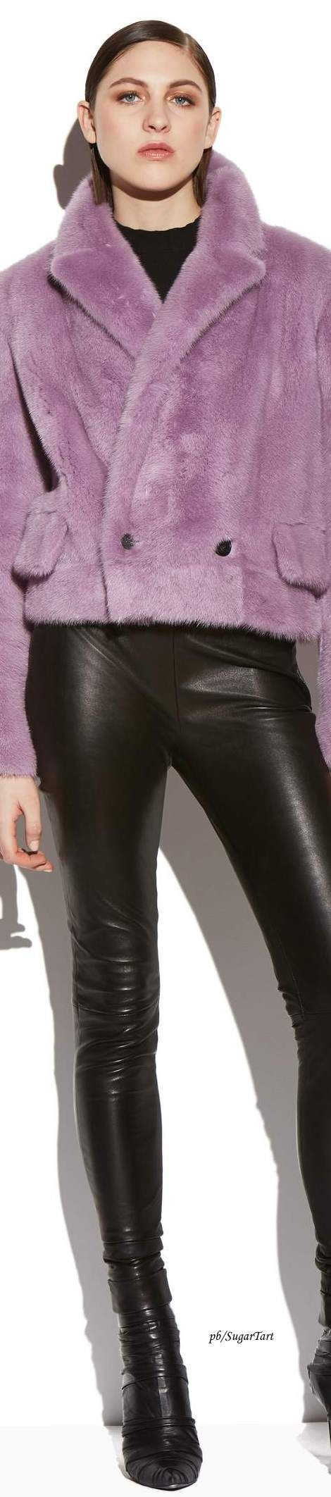 Tom Ford ~  FW 2017 ※ #leather