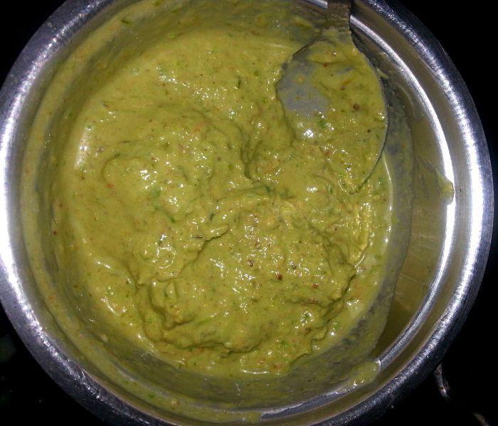 Goru chikkudukaya Pachadi/Cluster Beans Chutney-గోరుచిక్కుడు పచ్చడి - Krishrecipes