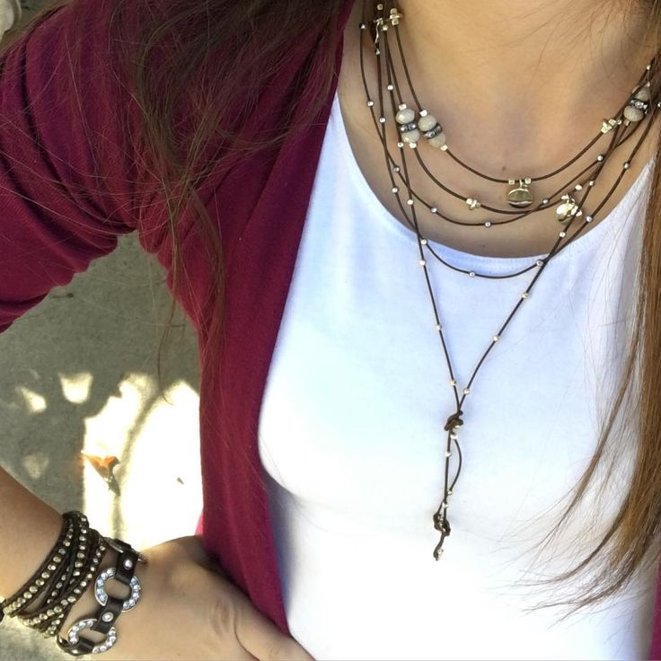 Get the choker look by doubling our vintage vibe necklace. Idea courtesy of fellow stylist @rebeccafmarra Do you get excited to get dressed in the morning? If not, you probably need some new jewelry!#premierdesigns #pdstyle