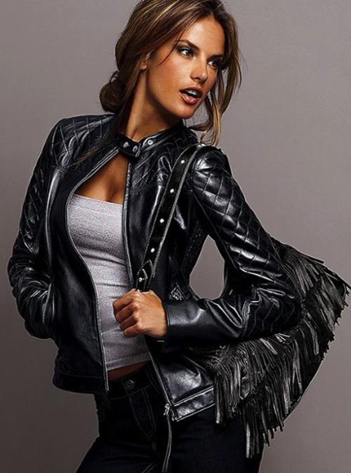 17 Best images about Trendy Leather Jackets for Women on Pinterest ...