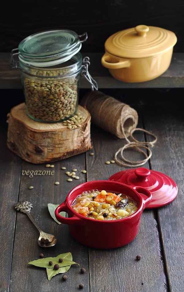 zupa wegetraiańska przepis