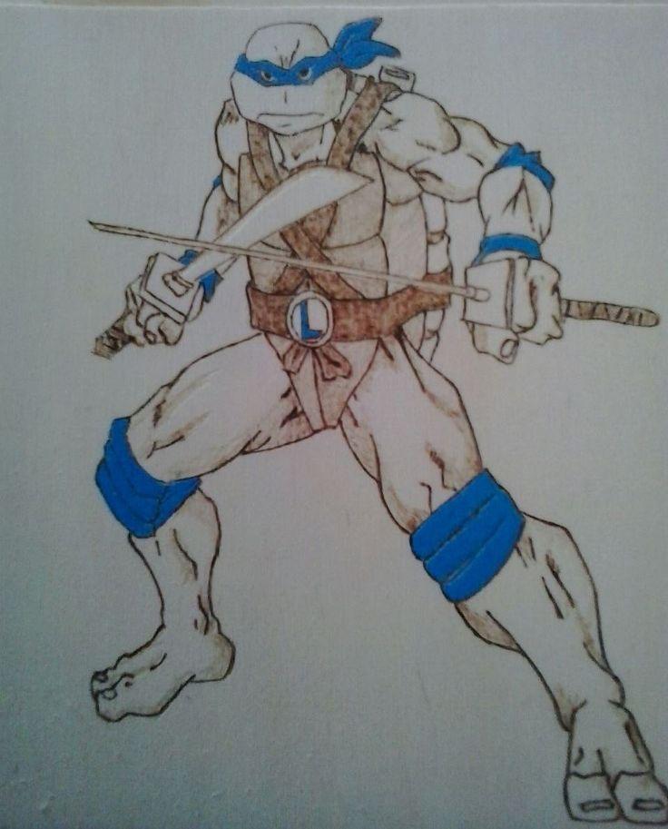 Tartaruga Ninja fumetto