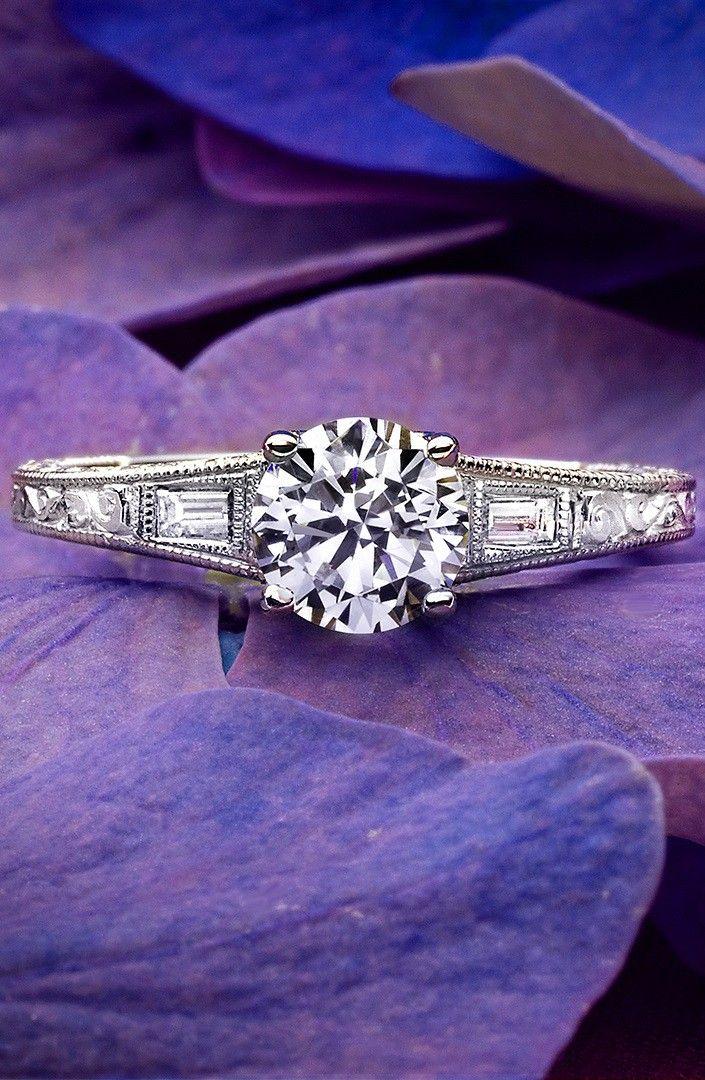 Lovely Diamond Ring!