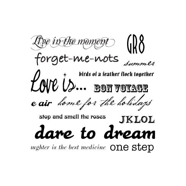 35 best Scrapbook- Printable Quotes and words images on