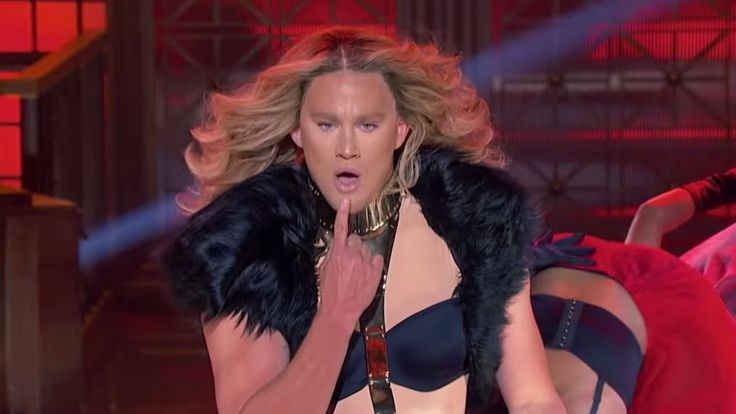 """Channing Tatum Dancing to """"Run The World (Girls)"""" With Beyonce Is More Than You Can Handle"""
