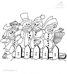 This page has lots of free christmas snowman coloring pages for kids,parents and teachers