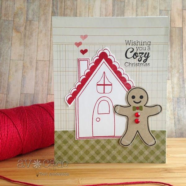 209 best Christmas cards - food/sweets images on Pinterest ...