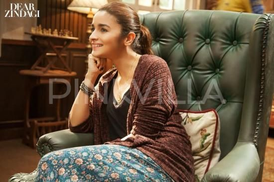 EXCLUSIVE: Alia Bhatt looks cherubic in this new still from Dear Zindagi