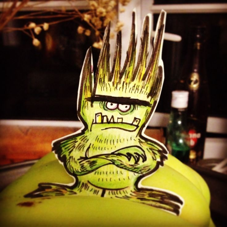 The Halloween countdown is hair raising with monster 27! #31monsterz @Josh McInerney