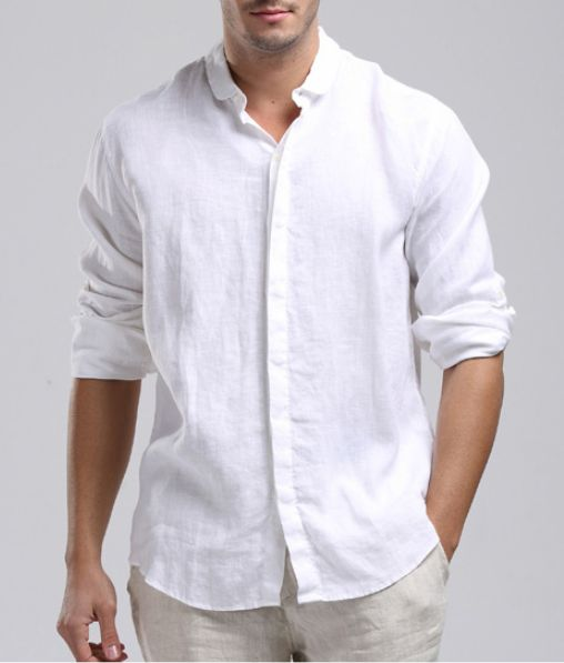 Mens Linen Shirt                                                                                                                                                                                 More