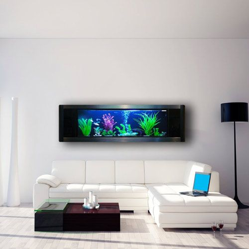 1000 ideas about fish tank wall on pinterest wall for Fish tank fireplace