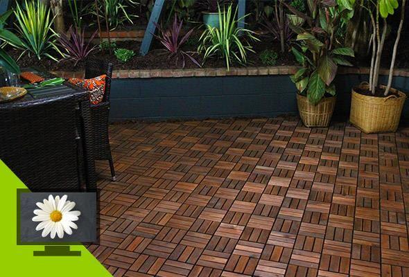 Best 25 wood deck tiles ideas on pinterest patio ideas over grass patio ideas on grass and - Interlocking deck tiles on grass ...