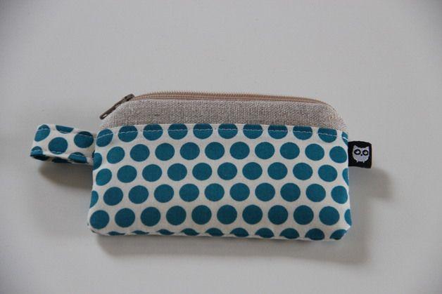Portemonnaie aus Bio-Baumwolle