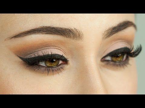 Matt Pink Make Up Tutorial by Hatice Schmidt - YouTube