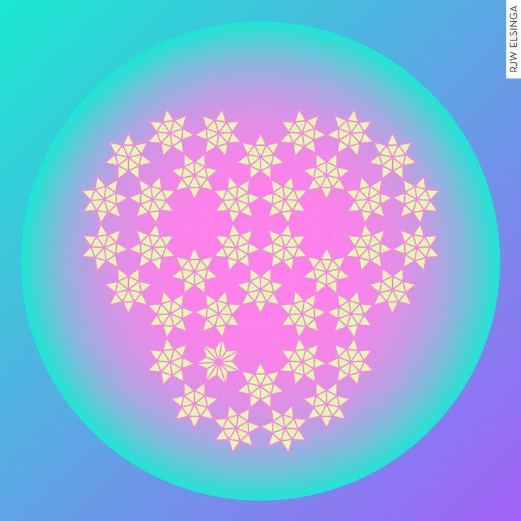 Sixfold-Heptastar, nov 18 2016 (all rights reserved, rjw elsinga)