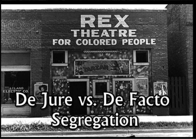 Cheap write my essay the american war against de jure and de facto discrimination