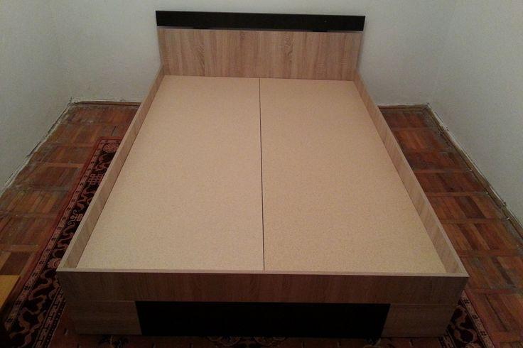 Cum să asamblezi un pat din PAL. Detalii pe BricoHub.ro