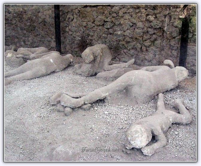 Pompei | Taşlaşmış İnsanların Şehri - Sayfa 2 - Forum Gerçek