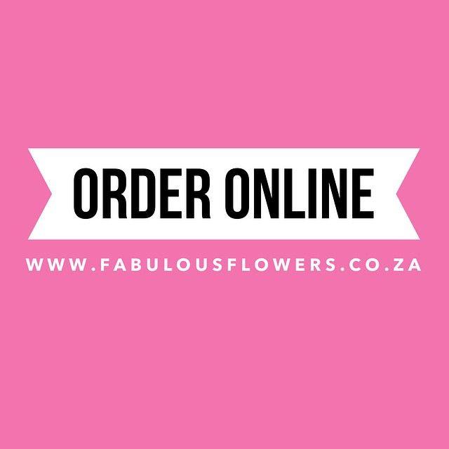 """""""#fabulousflowers #fabulousonline #flowershop #florist #capetown #capetownflorist #cavendishsquare"""""""