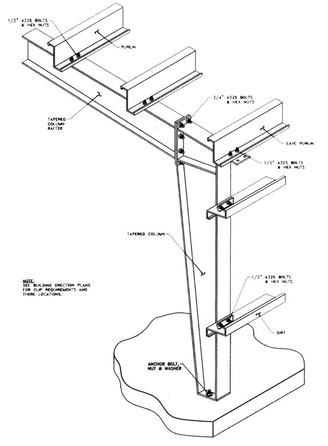 Cad 02 Gif 672 215 913 Peb In 2019 Steel Structure