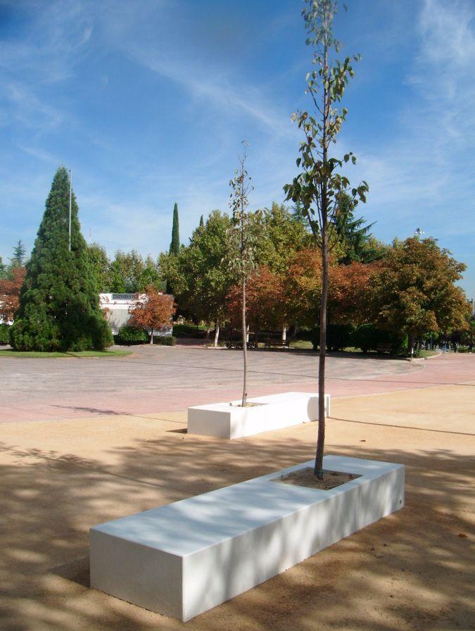 17 mejores ideas sobre banco de hormig n en pinterest for Bajo con jardin majadahonda
