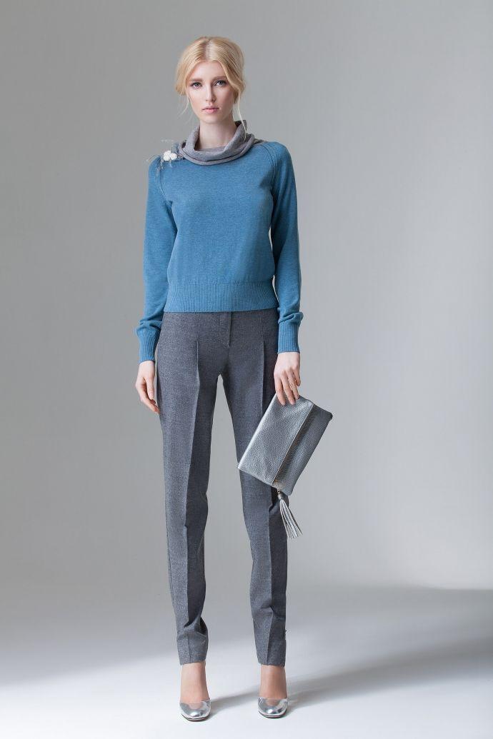 брюки женские w-1561 - Интернет-магазин Моцарт