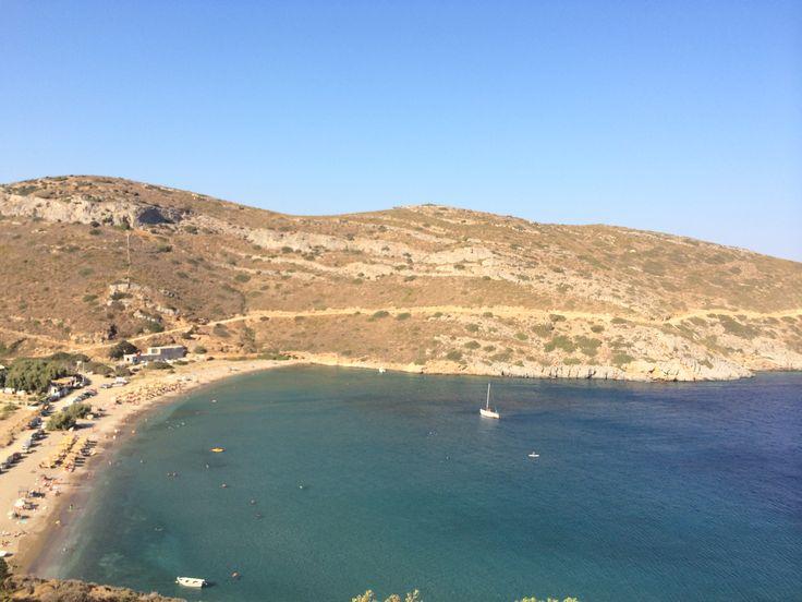 Spathi beach