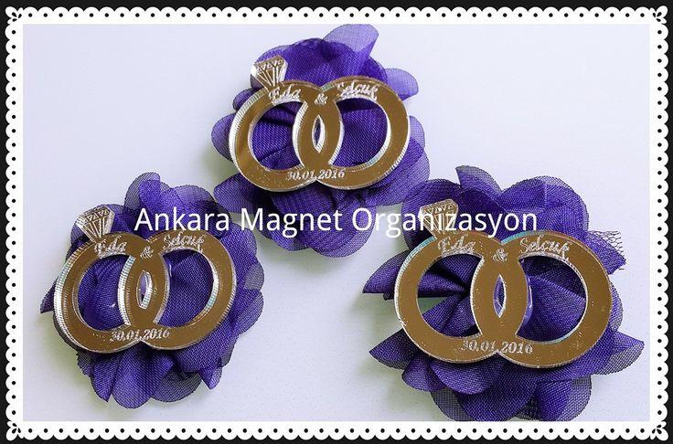 alyans pleksi ayna söz nişan düğün magnet iletişim: facebook/Ankara Magnet Organizasyon