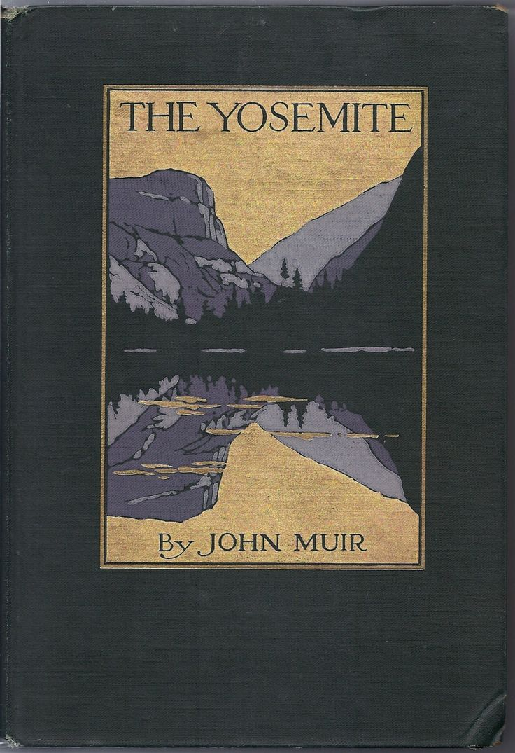 The Yosemite by John Muir.  (this is perfection... probably outside of what we would do)